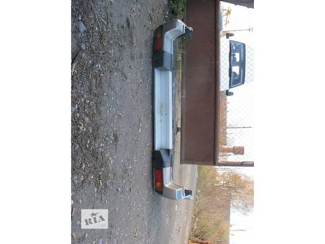 купить бу б/у Кузов Бампер Легковой Nissan Patrol GR  2001 в Виннице