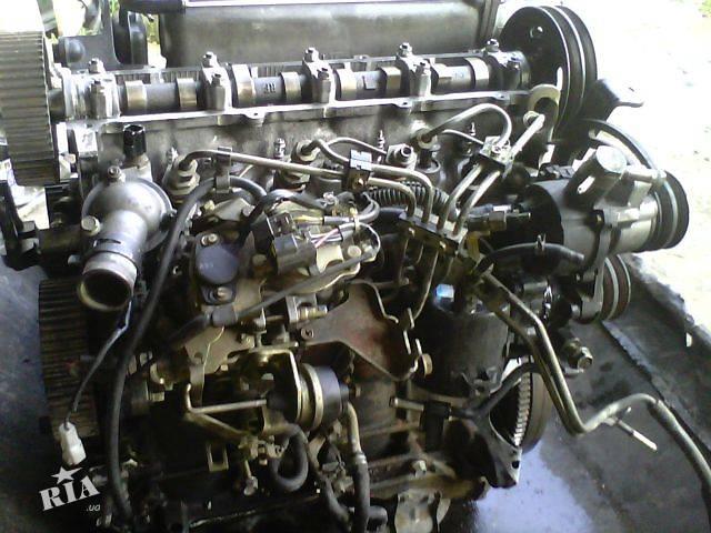Двигун RF 2.0 диз. компрекс. мazda 626 GE Хэтчбек 1994- объявление о продаже  в Виноградове