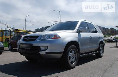 Acura MDX 2002 в Полтаве