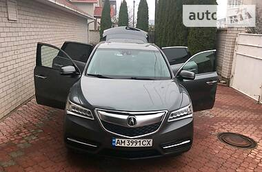 Acura MDX 2014 в Житомире