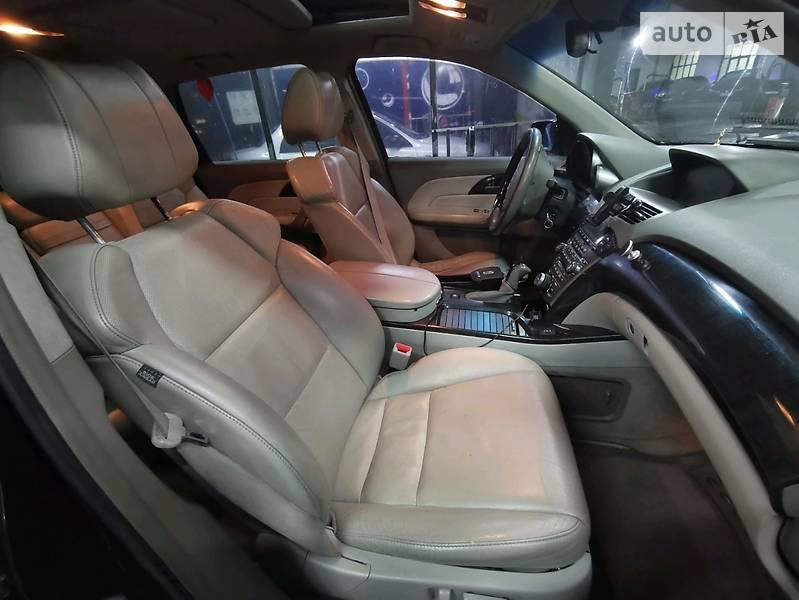 Позашляховик / Кросовер Acura MDX 2007 в Запоріжжі