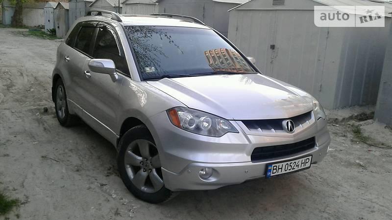 Acura RDX 2007 года