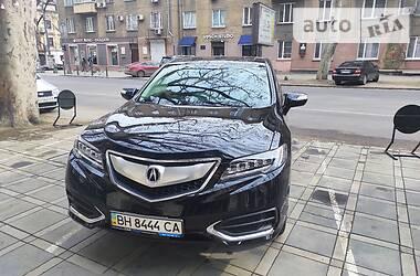 Позашляховик / Кросовер Acura RDX 2017 в Одесі