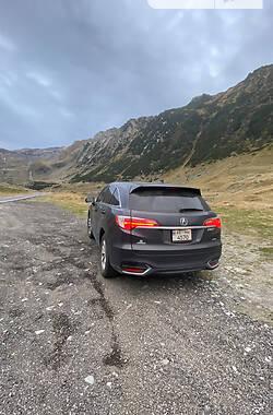 Позашляховик / Кросовер Acura RDX 2015 в Дніпрі