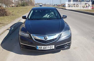 Acura TLX 2015 в Львове