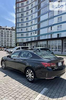 Седан Acura TLX 2016 в Ивано-Франковске