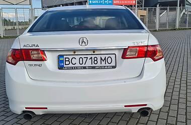 Седан Acura TSX 2012 в Львові
