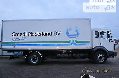 ADR Trailers CTS 4  1993
