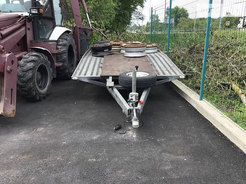 Автовоз Al-ko 3400-01 2018 в Калиновке