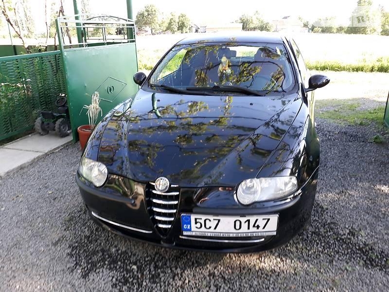 Alfa Romeo 147 2001 в Иршаве