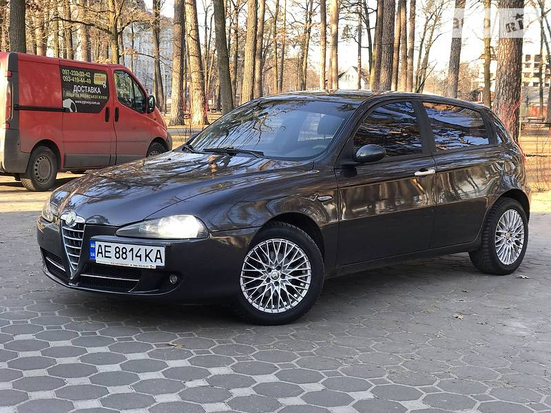 Alfa Romeo 147 2007 года в Киеве