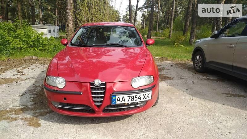 Alfa Romeo 147 2002 года в Киеве