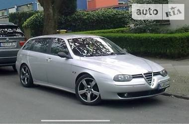 Alfa Romeo 156 2002 в Ровно