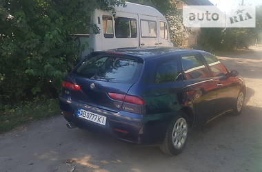 Alfa Romeo 156 2001 в Калиновке