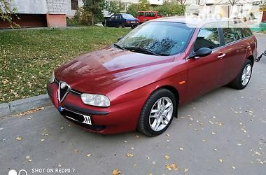 Alfa Romeo 156 2001 в Львове