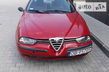 Alfa Romeo 156 2002 в Залещиках