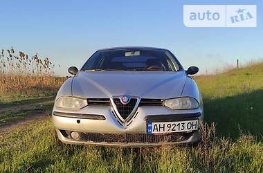 Alfa Romeo 156 1998 в Мариуполе