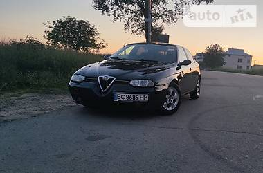 Седан Alfa Romeo 156 2003 в Львове