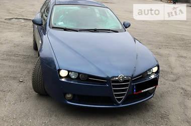 Alfa Romeo 159 2008 в Полонном