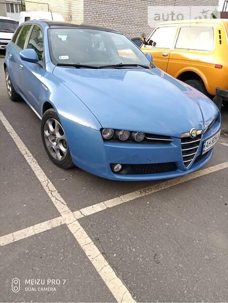 Alfa Romeo 159 2011 года в Донецке