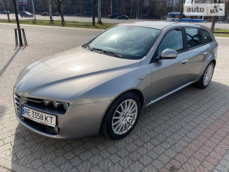 Alfa Romeo 159 2006 в Днепре