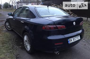 Alfa Romeo 159 2007 в Гоще
