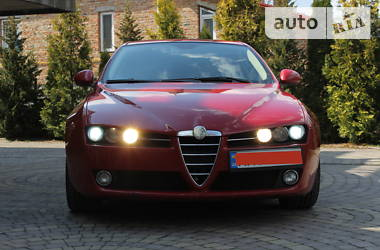 Alfa Romeo 159 2011 в Львове