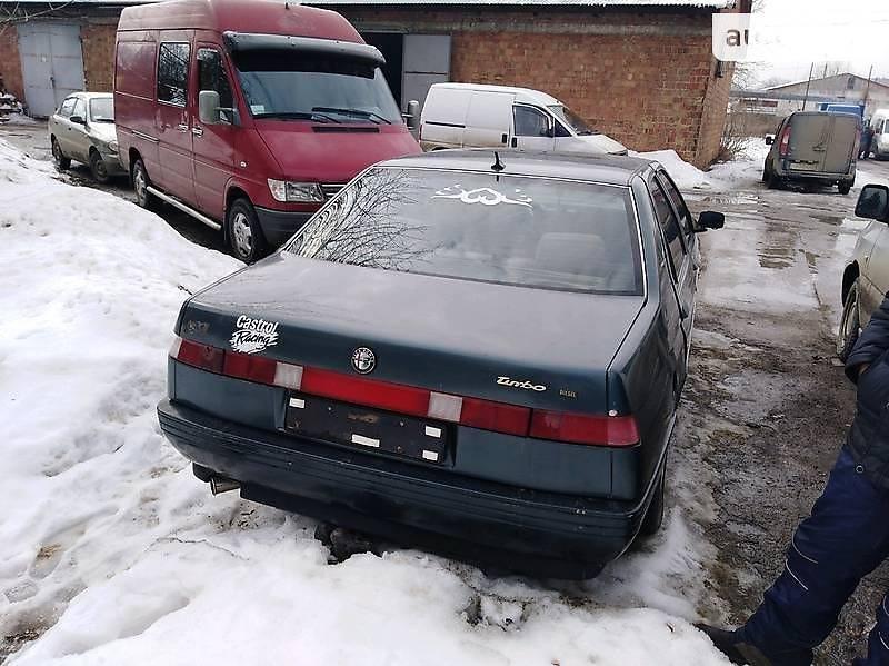 Alfa Romeo 164 1990 года в Черновцах