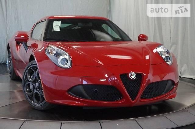 Alfa Romeo 4C 2018 года в Киеве