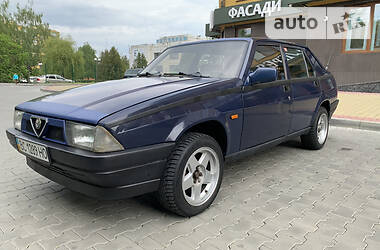 Alfa Romeo 75 1986 в Луцке