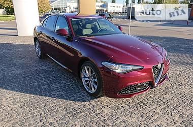 Alfa Romeo Giulia 2017 в Днепре