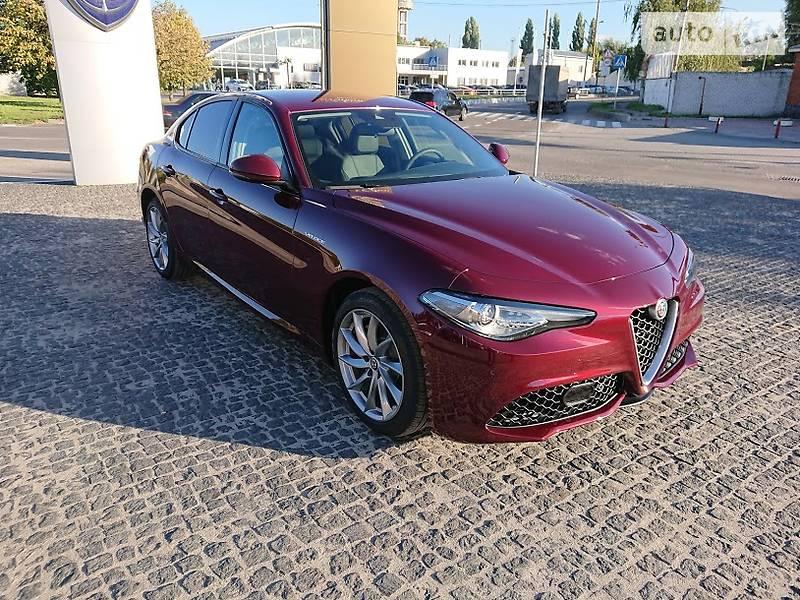 Alfa Romeo Giulia 2017 года в Днепре (Днепропетровске)