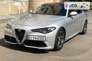 Alfa Romeo Giulia 2017 в Киеве