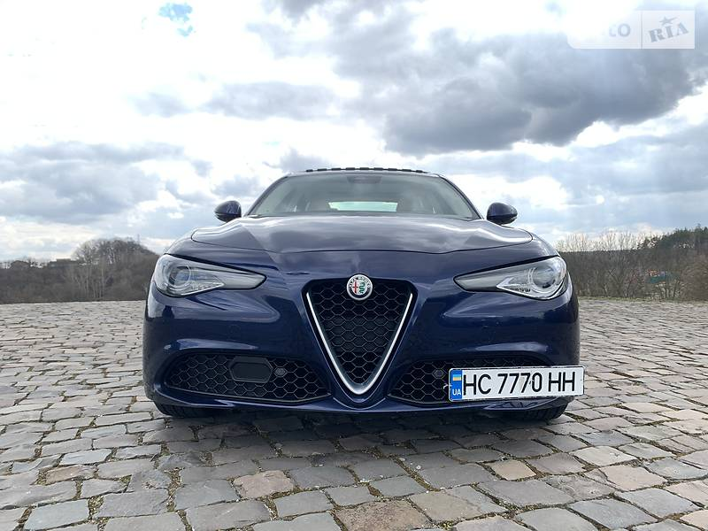 Alfa Romeo Giulia 2017 в Житомире