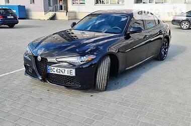 Седан Alfa Romeo Giulia 2019 в Львове