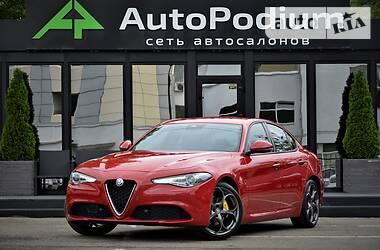 Седан Alfa Romeo Giulia 2019 в Киеве