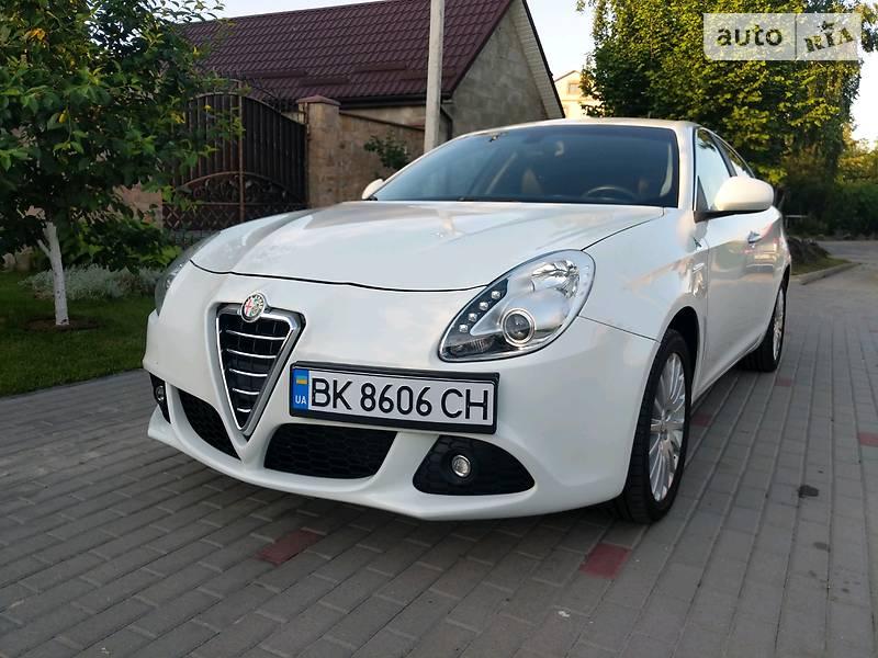 Alfa Romeo Giulietta 2013 года в Ровно