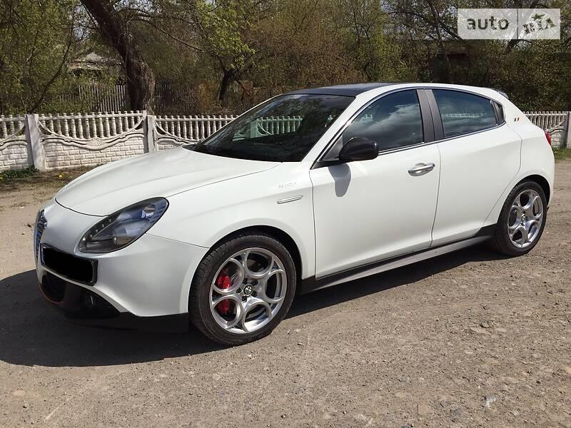 Alfa Romeo Giulietta 2013 в Харькове