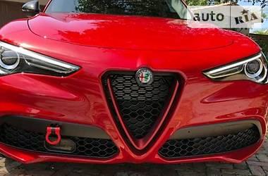 Alfa Romeo Stelvio 2017 в Одессе