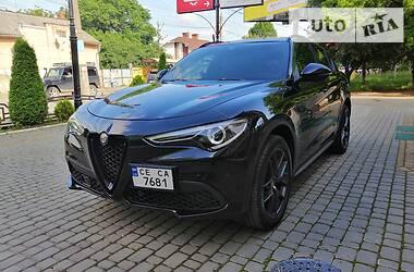 Alfa Romeo Stelvio 2018 в Черновцах