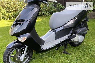 Максі-скутер Aprilia Leonardo 150 2001 в Львові