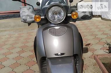 Максі-скутер Aprilia Skarabeo 150 2003 в Чернівцях