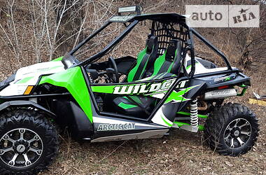 Arctic cat Wildcat 2015 в Киеве