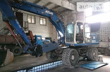Atlas 1404 1997 в Бердянске
