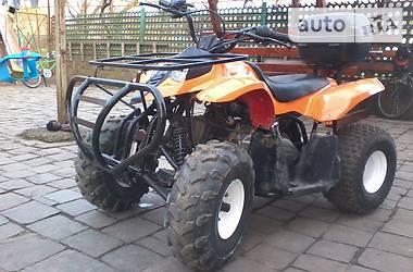 ATV 125 2008 в Мукачево