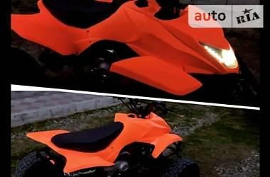 Квадроцикл спортивный ATV 125 2015 в Черновцах