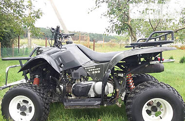 ATV 250 2010 в Луцке