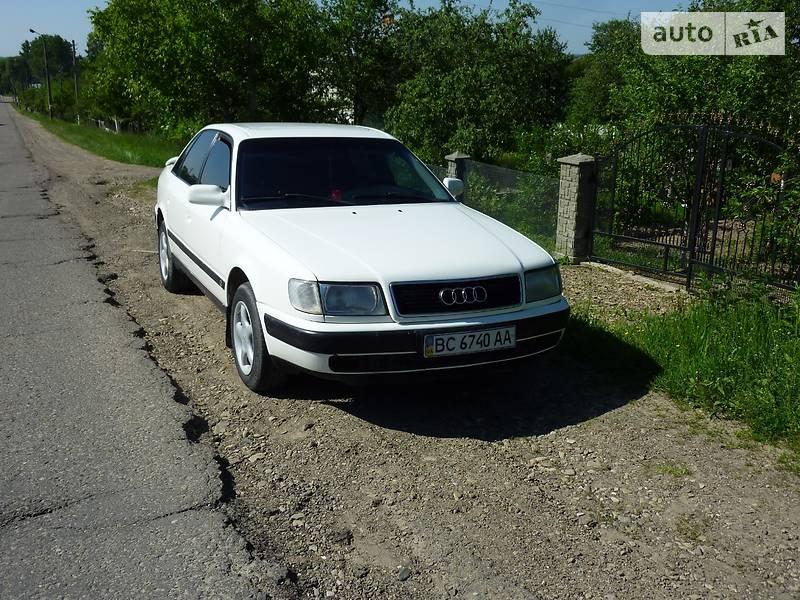 Audi 100 1993 в Самборе
