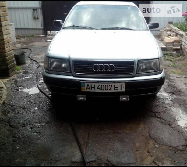 Audi 100 1991 года в Донецке