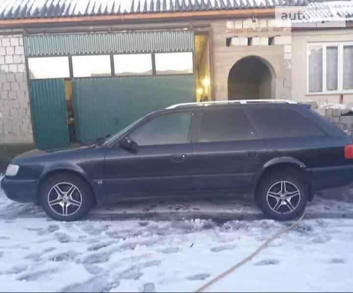 Audi 100 1992 года в Ужгороде